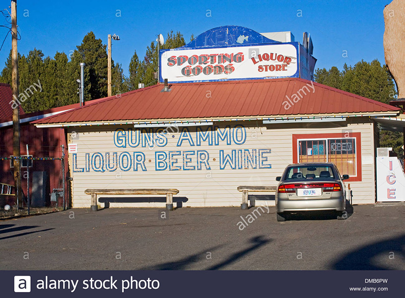 a-liquor-store-that-also-sells-guns-and-ammunition-in-central-oregon-DMB6PW.jpg